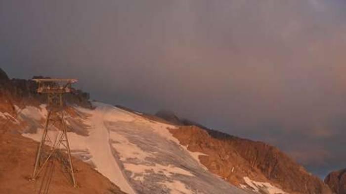 HD Live Webcam Rocca Pietore - Funivie Marmolada