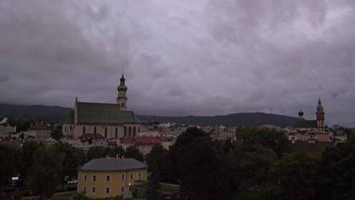 HD Live Webcam Hall in Tirol - Oberer Stadtplatz