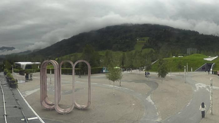 HD Live Webcam Wattens (Tirol) - Swarovski Kristallwelten