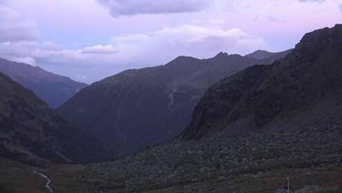 HD Live Webcam Schnals - Lazaun Bergstation