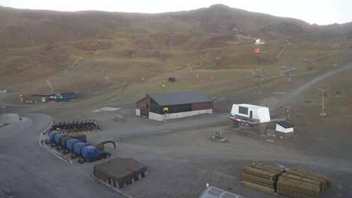 HD Live Webcam Sierra Nevada - Zona Borreguiles