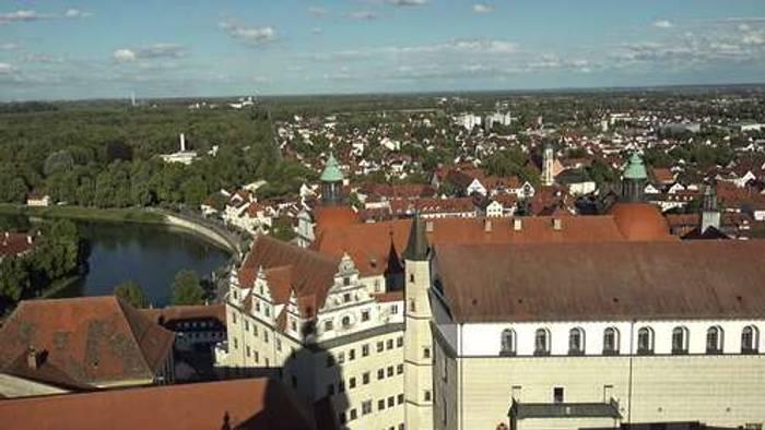 HD Live Webcam Neuburg an der Donau - Hofkirche