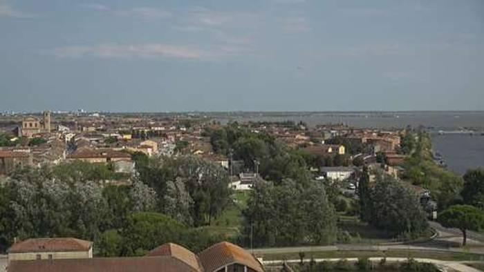 HD Live Webcam Comacchio - Città