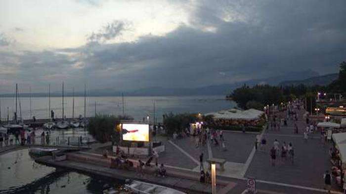 HD Live Webcam Bardolino - Porto